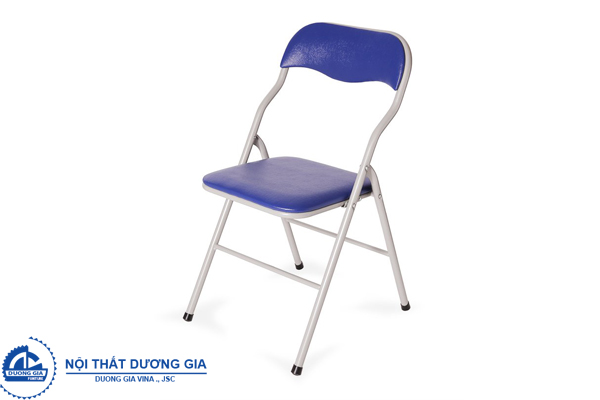 Ghế gấp văn phòng GG01-S đơn giản