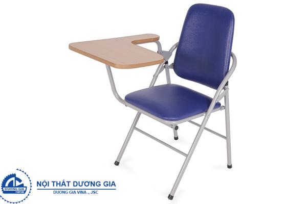 Ghế gấp có bàn viết GG04B-S